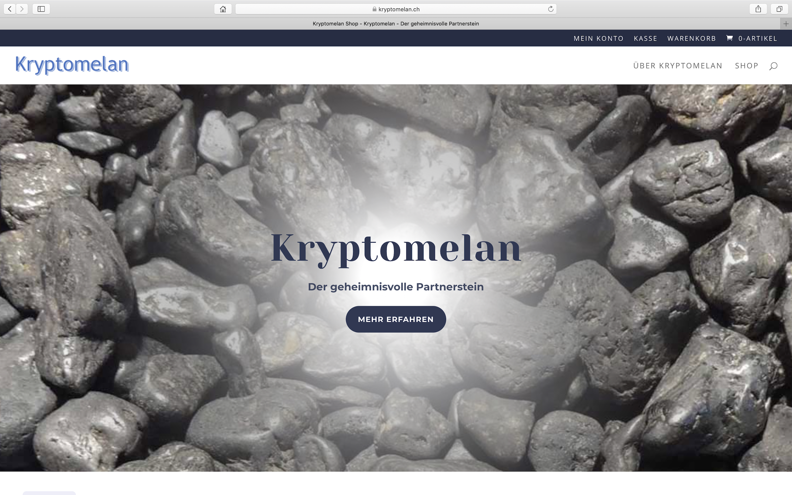 Kryptomelan Shop